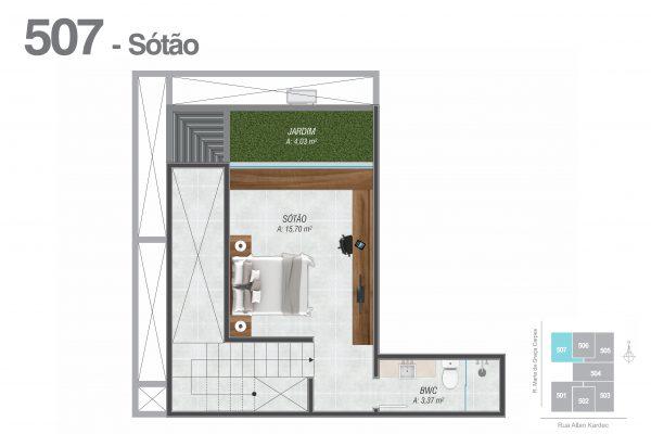 507 Sótão
