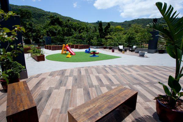 Terraço - Playground